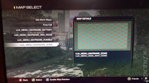 Call of  Duty Ghosts: Update and Leaks