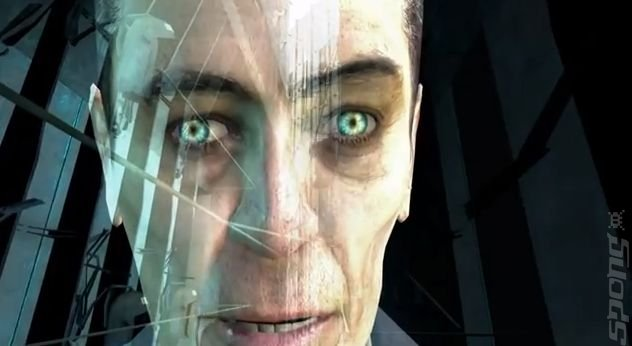 Half-Life 2 Modded for VR Oculus Rift