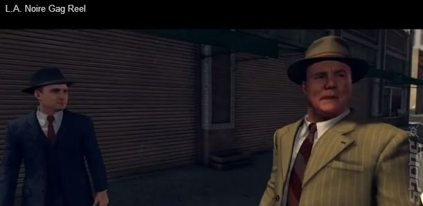 L.A. Noire - It Won't Be All Right on the Night - Video