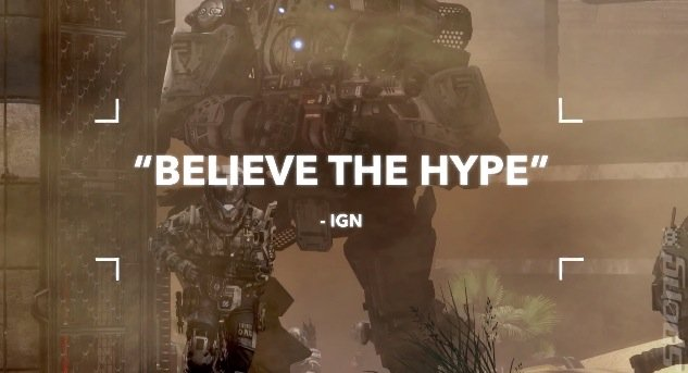 On Film: TitanFall and Media Hype