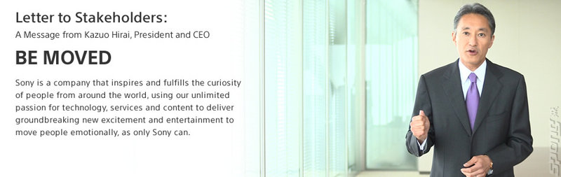 Sony Finances Looking Fragile