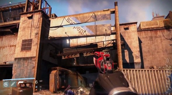 On Film: Bungie's Destiny Anatomised