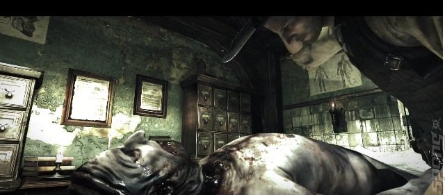 On Film: Evil Within and Release Date