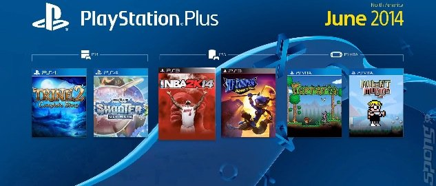 PlayStation Plus Gets Six Monthly Instant Games