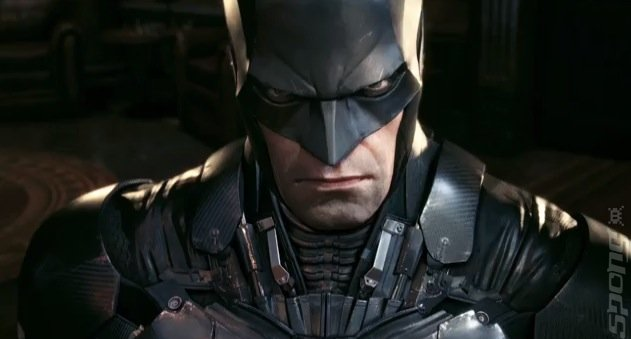 On Film: Batman Arkham Knight Driving Hard