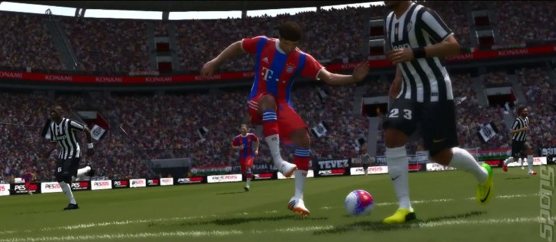 On Film: PES 2015 First Look