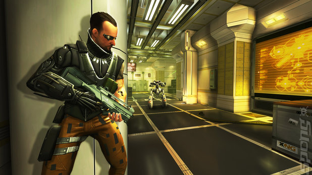 Deus Ex: The Fall: Gameplay Video