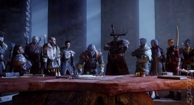 Dragon Age III: Inquisition - Video and Date