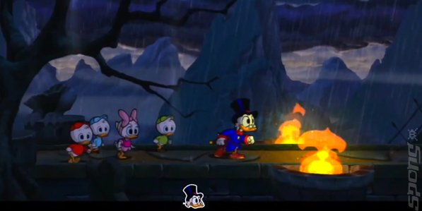 DuckTales Remastered Gameplay Videos are Amazingly Nostalgic