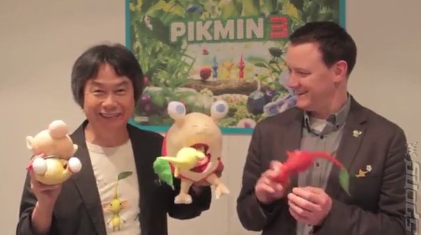 E3 2013: Miyamoto Knows How to Have Fun