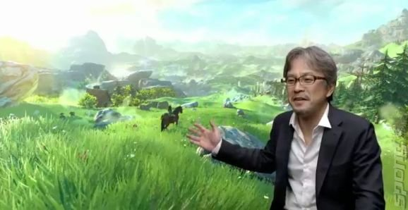 E3 2014: Zelda Wii U Developer Interview on Film