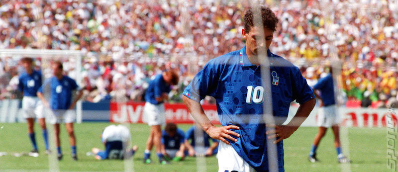 Bobby Baggio is sad about the news.