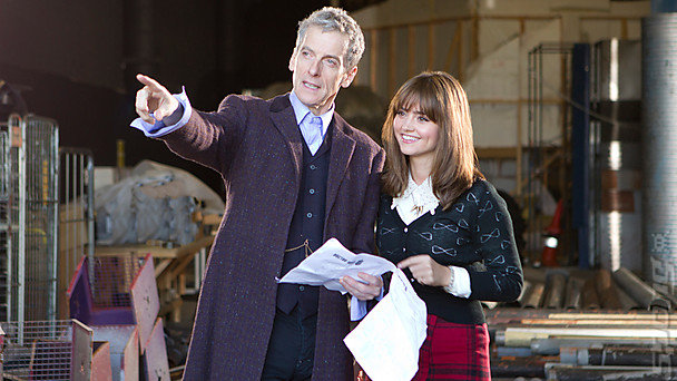 Doctor Who: Video Game Writer Pens Capaldi Ep