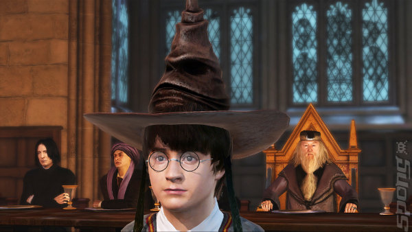 Harry Potter for Kinect Conjures its Way to Store Shelves