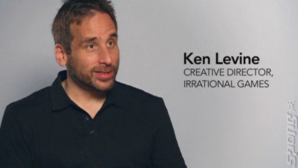 Ken Levine Shuts Irrational Games - Starts New Take2 Project
