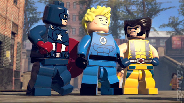 LEGO Marvel Super Heroes Gets a Trailer