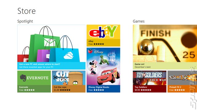 Microsoft Bans PEGI 18 Games on Windows 8 Marketplace