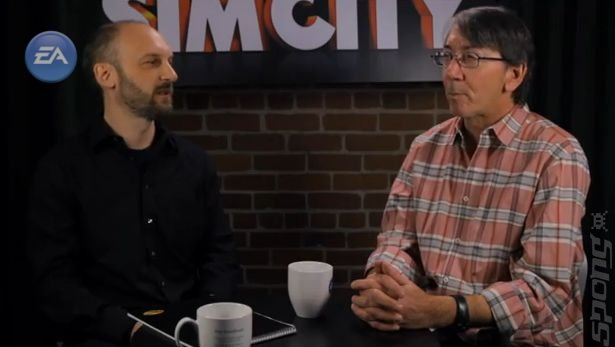 Outpourings of Love as Will Wright Talks SimCity