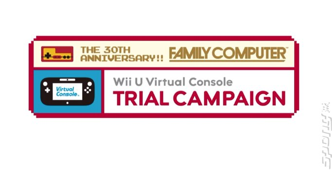 Nintendo Kicks Off Wii U Virtual Console Trial Campaign