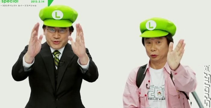 "Nintendo's Iwata: Resignation ""Not an Option"""