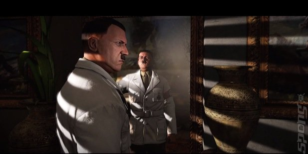 On Film: Hitler Sniped in Pre-Order DLC