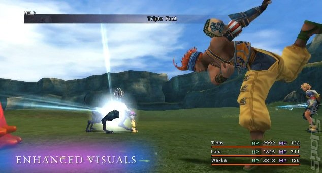 On Film: Final Fantasy X/X-2 Hd Remaster's New Features