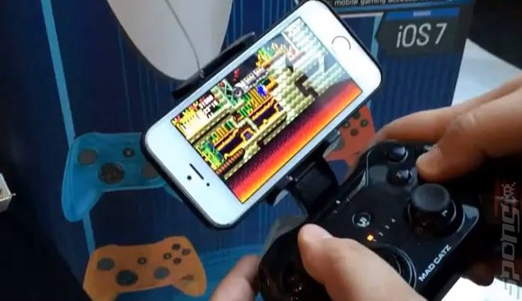 On Film: iOS Controller Mimics Xbox's