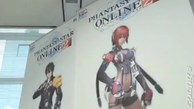 Phantasy Star Online 2 Hitting PlayStation Vita