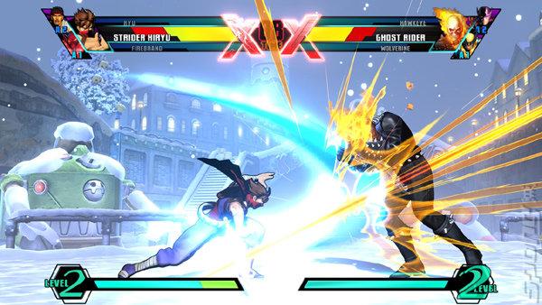Ultimate Marvel vs Cap...