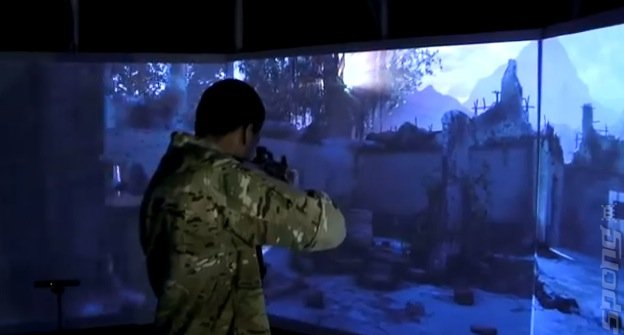 Caught On Film: The US Military & the Holodeck Game Trainer