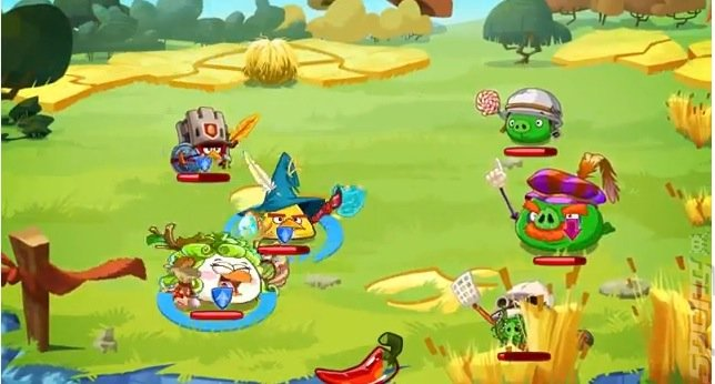 Videos: Latest Angry Birds Lands