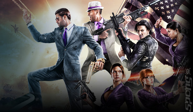 Volition: We Didn't Want Saints Row IV to Be a PS4 Launch Title