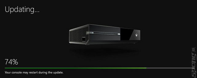 Xbox One Update is Go!
