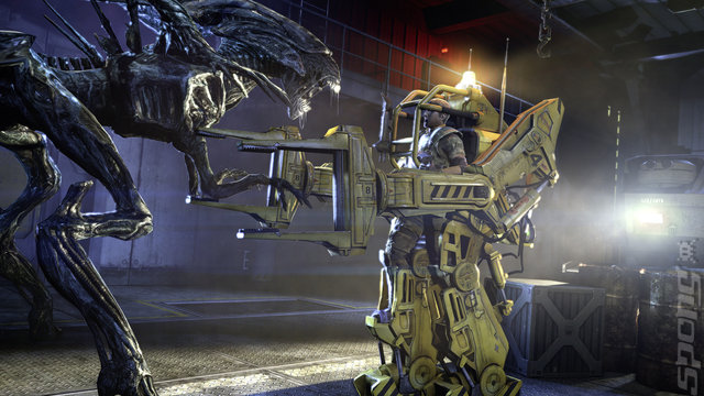 "Gearbox - Aliens: Colonial Marines Lighting ""Directly Linked to Your Emotions"""