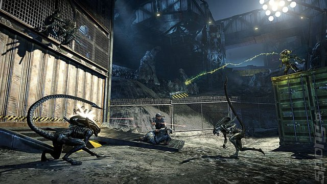 SEGA and Gearbox Sued Over False Promotion of Aliens: Colonial Marines
