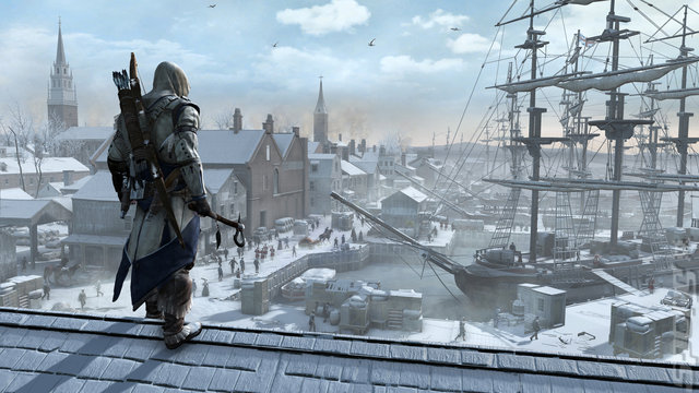 The Hidden Secrets - Assassin's Creed DLC Announced but Not Dated for Wii U