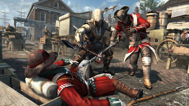 UK Charts - New Entries Battle with Assassin's Creed III