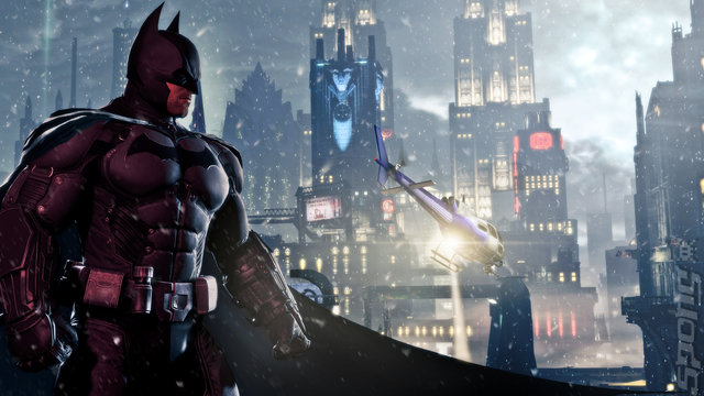 Batman Arkham Origins DLC Dated