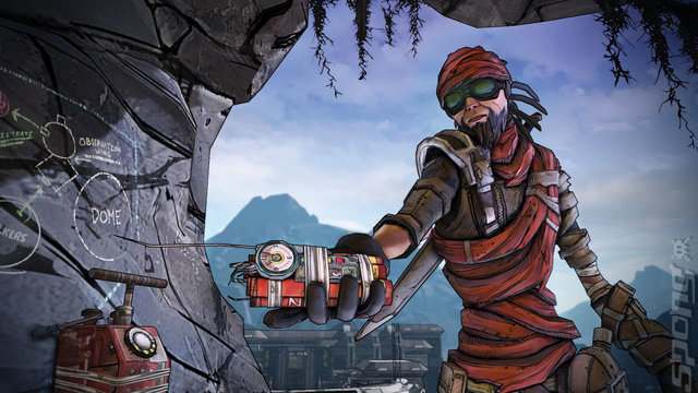 Borderlands MMO Coming?