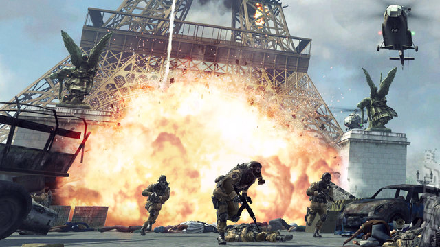 Activision CEO Mans Up Over Modern Warfare Leak