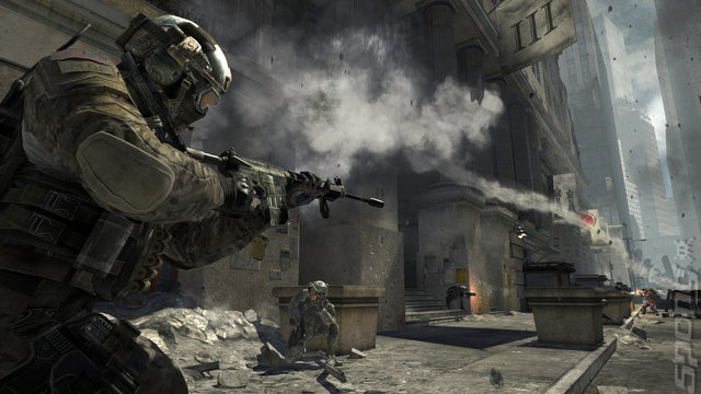 The Sun: Terrorists Are Plotting Attacks Using Call of Duty