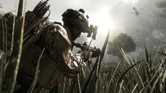 Call of Duty: Ghosts Offers More Open Campaign