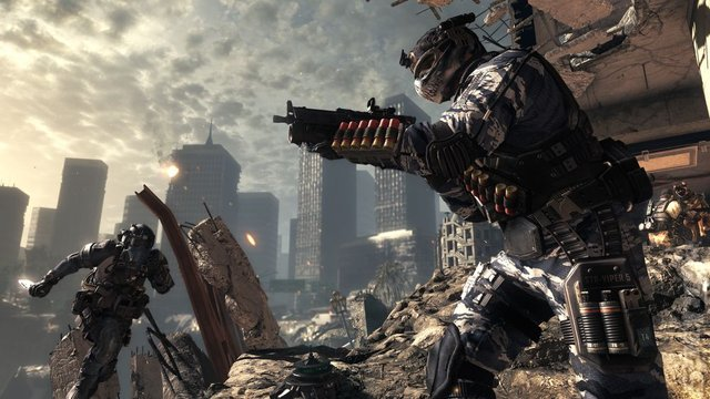 Video: New Call of Duty Ghosts Map gets You CODnapped