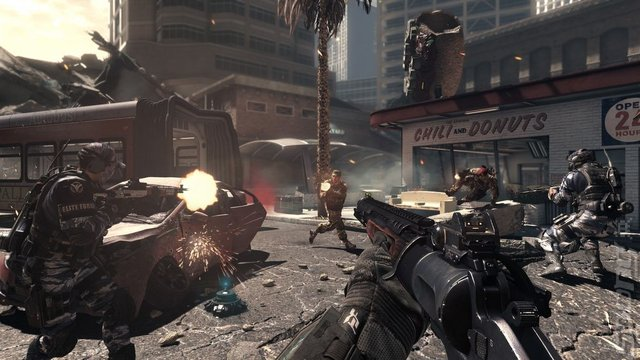 Call of Duty Ghosts Sales Concern