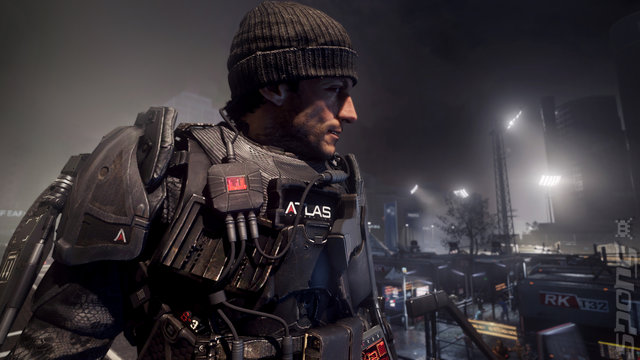 E3 2104: Call of Duty Advanced Warfare Gameplay Video