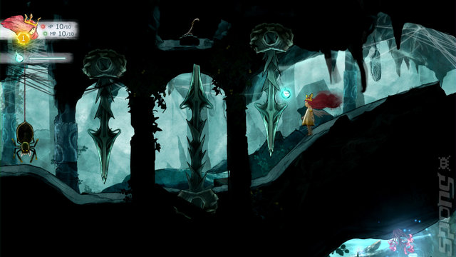 Child of Light Video Brings the Pretty