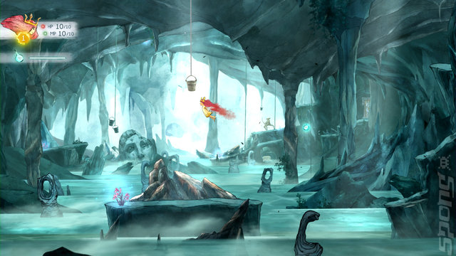 Child of Light: Have a Poke Around Lemuria - Video