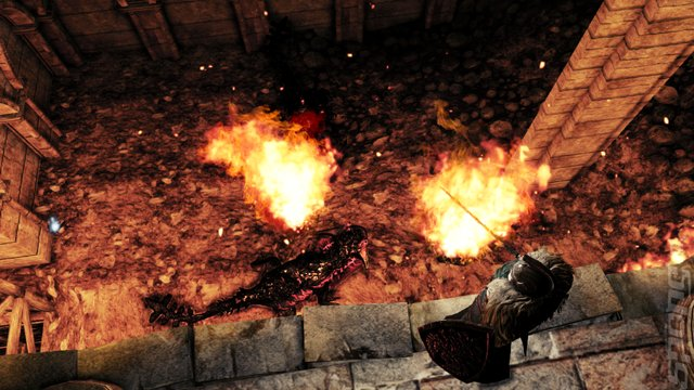 "Dark Souls 2 DLC: ""There is Definitely Potential"""