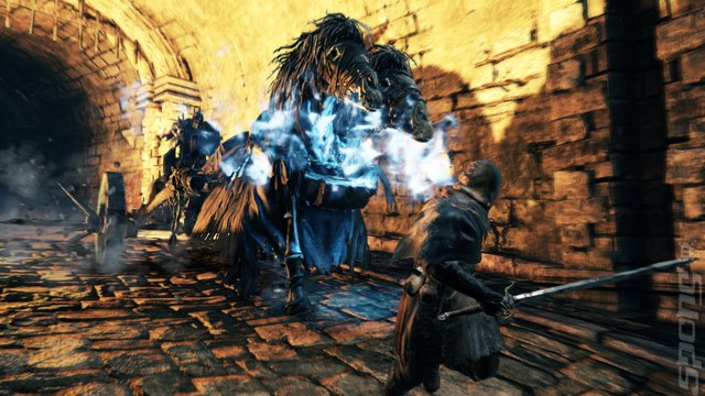 On Film: Dark Souls II Launch