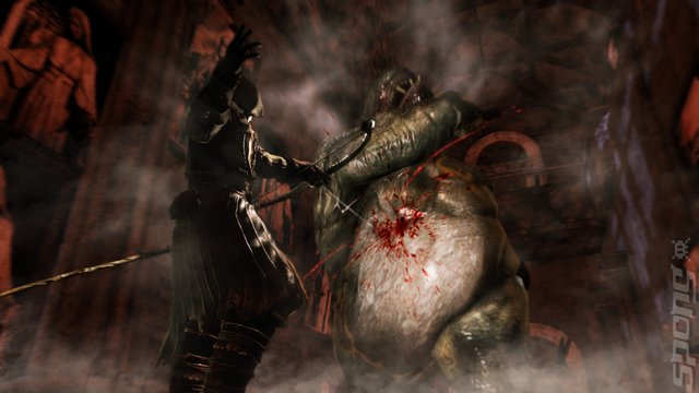 Dark Souls II Blowout: Screens, Trailer and New Info